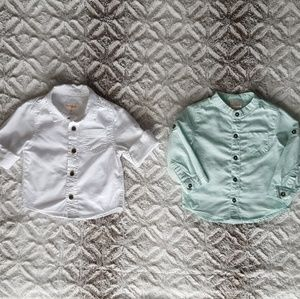 Baby Boys Dress Shirts